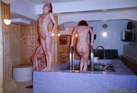 фото обнаженных женщин в банях